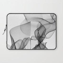 Smoked lines Laptop Sleeve
