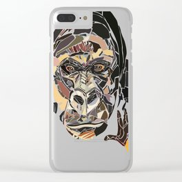 Harambe 2 Clear iPhone Case