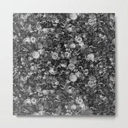 Baroque Macabre II Metal Print