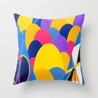 tool Throw Pillows featuring Tool by takingachancexo
