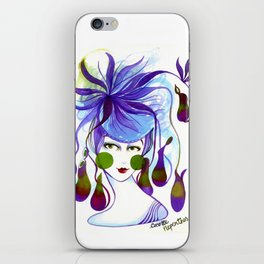 Cocotte Nepenthes iPhone Skin