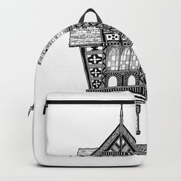 The gateway House Backpack