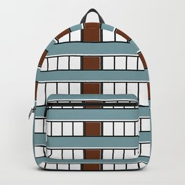 Edificio Las Américas -Detail- Backpack
