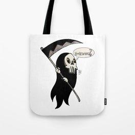Spoopy Tote Bag