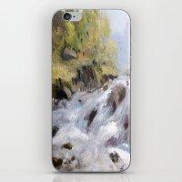 rush iPhone & iPod Skins featuring Rush by Helen Harris/PineShoreStudio