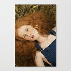 Anne Canvas Print