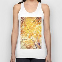be happy Tank Tops featuring Happy by Olivia Joy StClaire