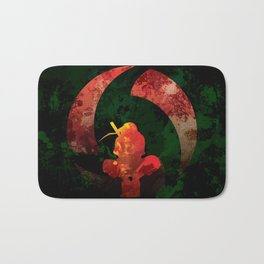 Uchiha Leader Bath Mat