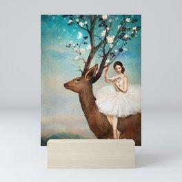 The Wandering Forest Mini Art Print