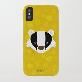 The Badger of Loyalty (Limited 2018) iPhone Case