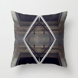 Don't look up Throw Pillow