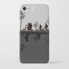 the upside down - stranger things s iPhone 7 Slim Case
