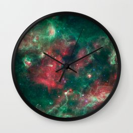 Stars In The Making Wall Clock