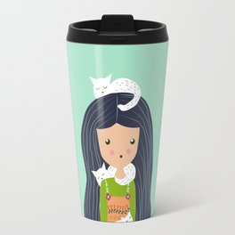 Have you seen my cat Travel Mug