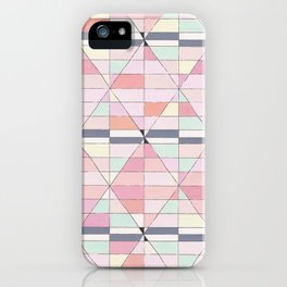 Sorbet Pinks iPhone Case