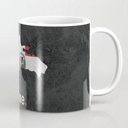 Dominican Republic Proud Coffee Mug