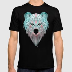 polar bear X-LARGE Black Mens Fitted Tee