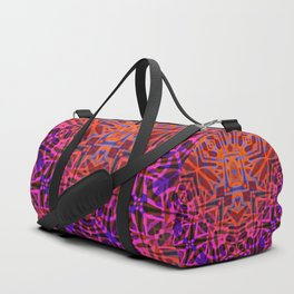 Ethnic Tribal Pattern G316 Duffle Bag