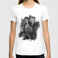 jessica lange T-shirts featuring The Witches - Susan Sarandon, Jessica Lange and Meryl Streep by BeeJL