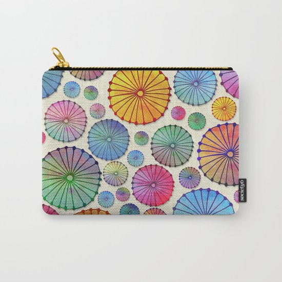 Coctail Umbrellas - Summer Memories Carry-All Pouch