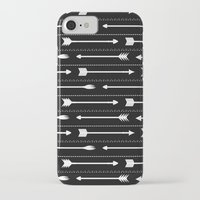 arrows iPhone & iPod Cases featuring Arrows by Hipster