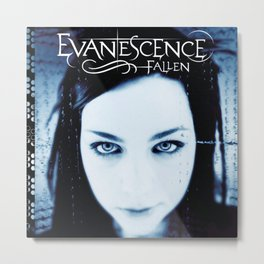 evanescence album 2020 atin9 Metal Print