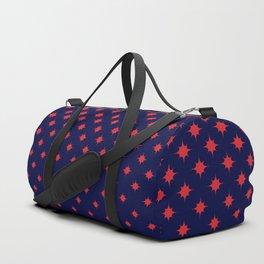 Etoile fond bleu Duffle Bag