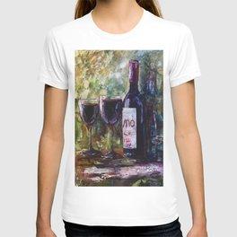 """Aged Wine"" T-shirt"