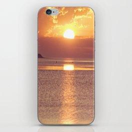 Light the Skies iPhone Skin