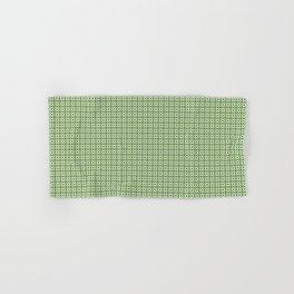 Retro pattern - 004b Hand & Bath Towel