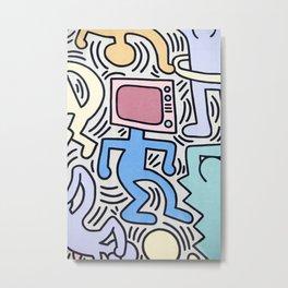 Tuttomondo Metal Print