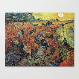New Haven - Van Gogh Canvas Print