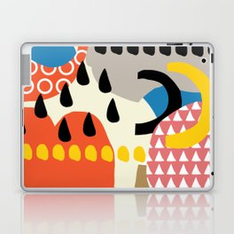 The sorcery of color n° 1 Laptop & iPad Skin