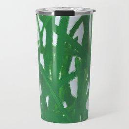 grasses Travel Mug
