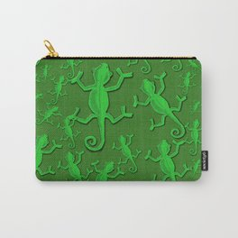 Chameleon Pattern 6452g Carry-All Pouch