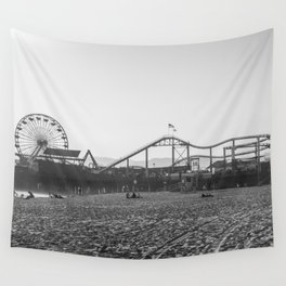 Pacific Park Santa Monica Wall Tapestry