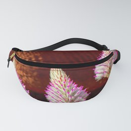 A Flurry Of Furry Flowers Fanny Pack