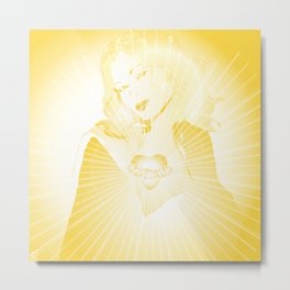 Sacred Love Metal Print