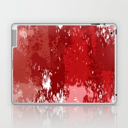 Red Watercolor Laptop & iPad Skin