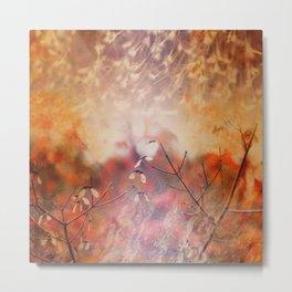 Fire Horizon Metal Print
