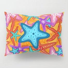 Starfish Pattern Design 2 Pillow Sham