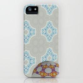 Hawaiian Diamond Header WallBall11 iPhone Case