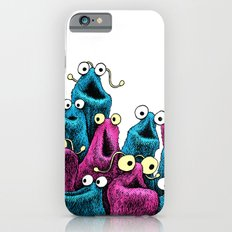 Yip Yip (bright n cheery) iPhone 6s Slim Case