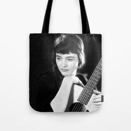Karen Dalton, 60's Tote Bag