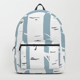 Blue Birches Backpack