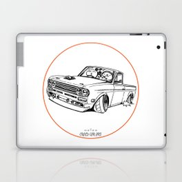 Crazy Car Art 0188 Laptop & iPad Skin