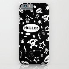 Hello Love! Slim Case iPhone 6s