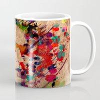 oana befort Mugs featuring Memory by Floridana Oana