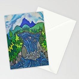 Wild River Kingdom Stationery Cards
