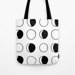 M O O N Tote Bag